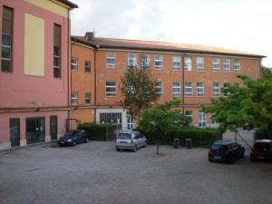 La scuola di Villa Sciarra, sede delle lezioni