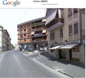SS216 - Google Maps