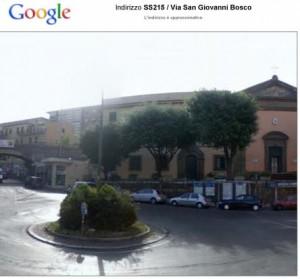 SS215 _ Via San Giovanni Bosco - Google Maps
