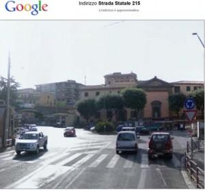 Strada Statale 215 - Google Maps