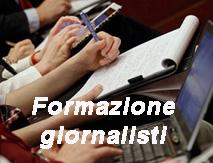 Formazione professionale giornalisti